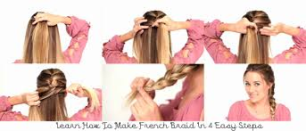 easy to do hairstyles for long hair step by step