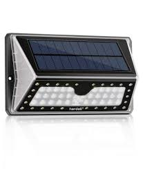Solar Gate Lights Price In India Hardoll 62 Led Solar Motion Sensor Waterproof Outdoor
