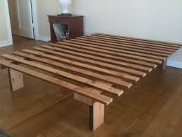 FORWARD THINKING FURNITURE: Very, very simple bed frame   Bedroom    Pinterest   Simple bed frame, Simple bed and Bed frames