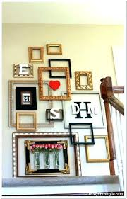 empty picture frame wall decor wall frames decoration photo frame for wall decoration amazing ideas wall
