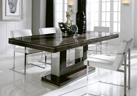 Modern Glass Kitchen Table Round Kitchen Table Sets Dining Tables Round Glass Luxury Dining