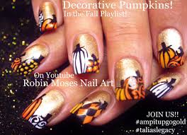 101 best Fall, Thanksgiving and Pre-Holiday Nail art images on ...
