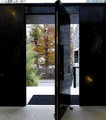 doors stunning exterior door slabs exterior steel slab doors black door modern desig white floor
