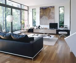 amusing black and white living room with glass door decor image amusing white room