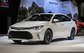 2018 toyota models. 2018 toyota avalon hybrid redesign models