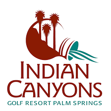 Image result for indian canyon golf resort palm springs logo