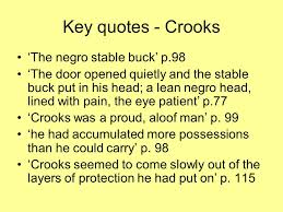 Crooks Dream Quotes Best of Of Mice And Men KS24 Ppt Download