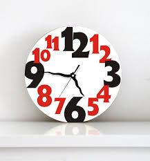 18 creative and handmade wall clock designs