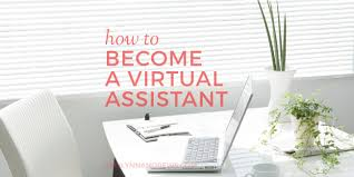virtual home office. How To Become A Virtual Assistant. Home Office L