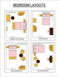 Small Bedroom Floor Plans Awesome Decoration