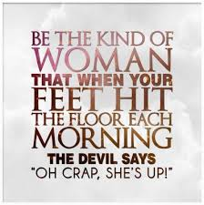 Good Morning Ladies Quote And Image