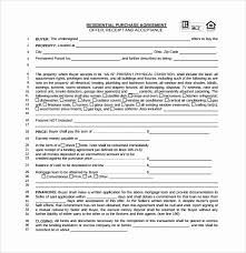 Simple Real Estate Contract Fresh 14 Sample Real Estate