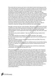 natural sciences essay list