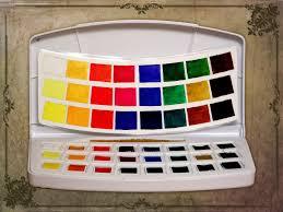 Van Gogh Watercolor 24 Set Wetcanvas