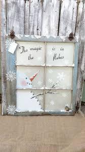 Wooden Window Frame Crafts Best 25 Window Pane Crafts Ideas On Pinterest Old Window Frames