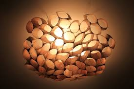ceiling light covers diy