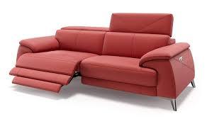 Leder Sofa Couch Sofagarnitur Couchgarnitur Wohnlandschaft