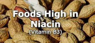 Niacin Rich Foods Chart Top 10 Foods Highest In Vitamin B3 Niacin
