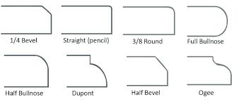 quartz countertop edge finishes edge styles granite edge repair granite counter edge choices edges granite edges