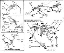 I need a picture or diagram for a 1993 mustang lx clutch linkage