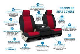 cr grade neoprene seat covers