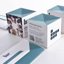 Pop Up Packaging Design Product Information I Qube You Pop Up Invites Direct
