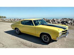 Classic Chevrolet Chevelle for Sale on ClassicCars.com