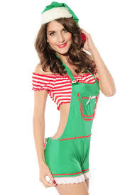 Nice Get Quotations · 2015 Hot Sale Enticing Santa Elf Sweetie Womens Adult  Christmas Costume For Women Sexy Romper Lingerie