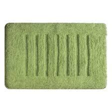 <b>Коврик</b> для ванной <b>Milardo Green</b> Lines MMI181M 50х80см в ...