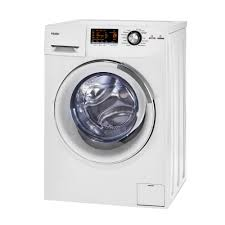 haier stackable washer and dryer. haier 2.0 cu. ft. all-in-one front load washer and electric stackable dryer