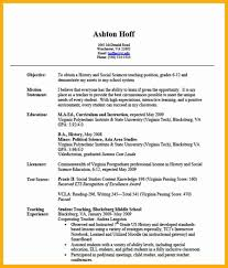 11 Substitute Teacher Resume Examples Data Analyst Resumes
