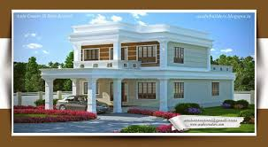 Small Picture Kerala Home Design At 3075 Sq Ft New Bellslovh Hahnow