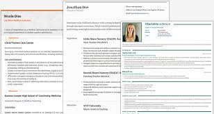 creating a resume online