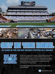 Kenan Stadium Blue Zone Seating Chart Unc Football Stadium Zones Sportsbookservice03