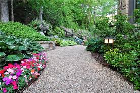 Gravel Garden Design Pict Cool Inspiration Ideas