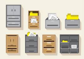 File Cabinet Free Vector Art 676 Free Downloads