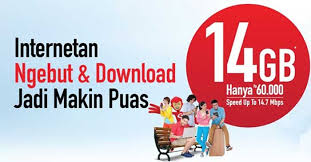 Sedangkan untuk paket regular download mencapai 384 kbps dan upload s/d 128 kbps. 2 Paket Internet Malam Smartfren Bulanan Base Termurah 2020