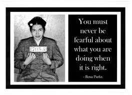 Rosa Parks Quotes Impressive Shop International Slavery Museum Quote Rosa Parks Greeting Card
