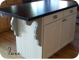 Kitchen Island Makeover Kitchen Island Makeover By My Suite Bliss Plus A Word Art