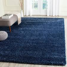 navy blue rug 8x10. Indoor Outdoor Area Rug 8×10 Lovely California Shag Navy Blue 8 Ft 6 In X 12 8x10