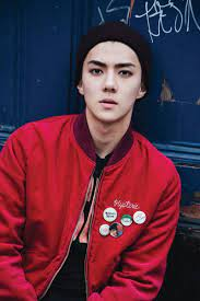 hq-exo — EXO Sehun in the 'Call Me Baby' Teaser