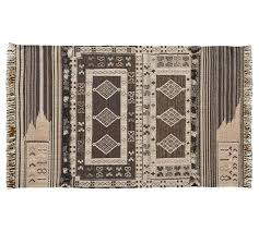 kilim rug pottery barn diamond kilim rug pottery barn