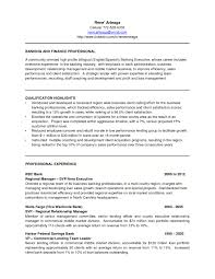 Sample Resume Relationship Manager Corporate Banking Refrence Sample