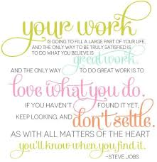 Find A Job You Love Quote Adorable They Say The Grass Is Always Greener On The Other Side Team