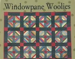 Flannel Quilt Patterns Beauteous Flannel Quilt Etsy