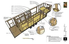 Small Picture Tiny House Plans on Wheels