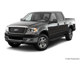 Used 2005 Ford F-150 4 Door Crew Cab Short Bed Truck