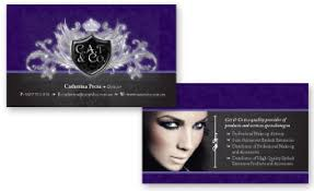 makeup business cards designs boutique beautiful custom business card design portfolio