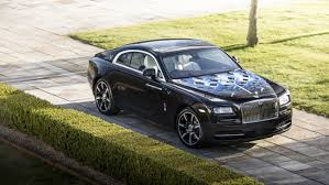 Going Mobile Custom Rolls Royces Inspired By British Rock Localisé
