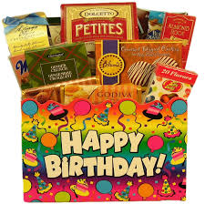 happy birthday to you gift basket